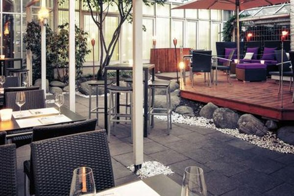Mercure Hotel Wiesbaden City (ех. Crowne Plaza Wiesbaden) - фото 19