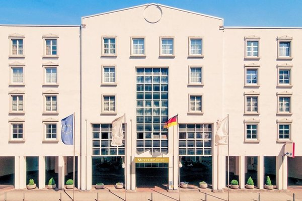 Mercure Hotel Wiesbaden City (ех. Crowne Plaza Wiesbaden) - фото 22