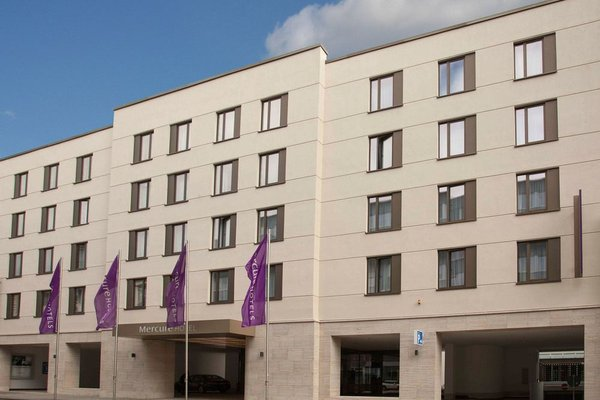 Mercure Hotel Wiesbaden City (ех. Crowne Plaza Wiesbaden) - фото 23