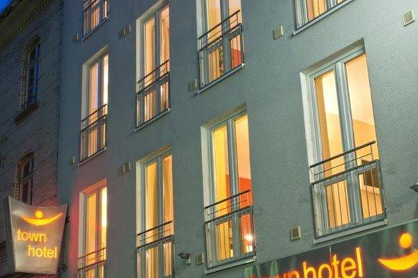 Town Hotel Wiesbaden - фото 22