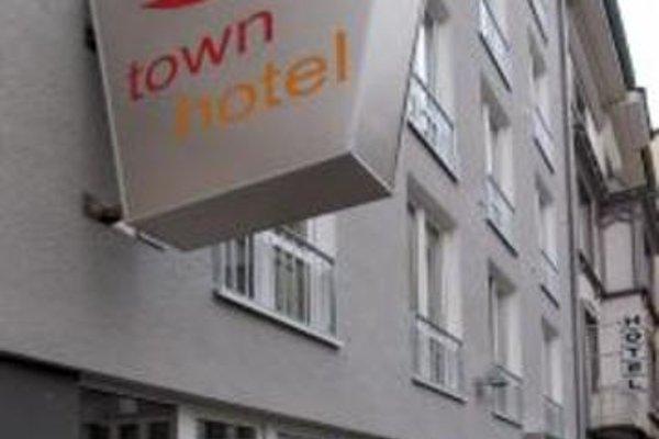 Town Hotel Wiesbaden - фото 23