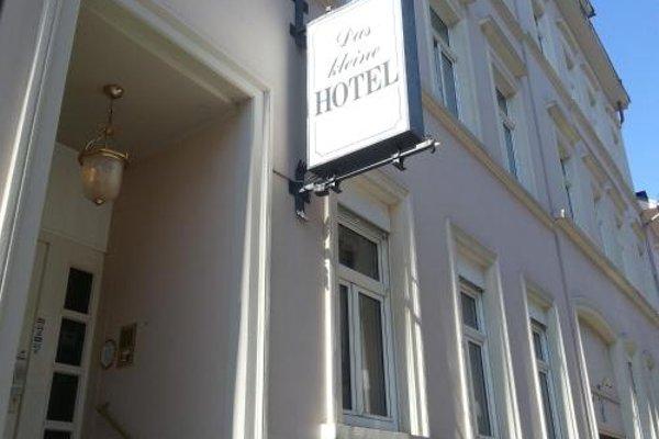 Das Kleine Hotel - фото 22