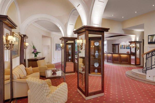 Hotel Oranien Wiesbaden - фото 15