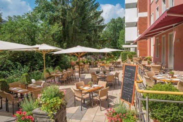 Hotel Oranien Wiesbaden - фото 19
