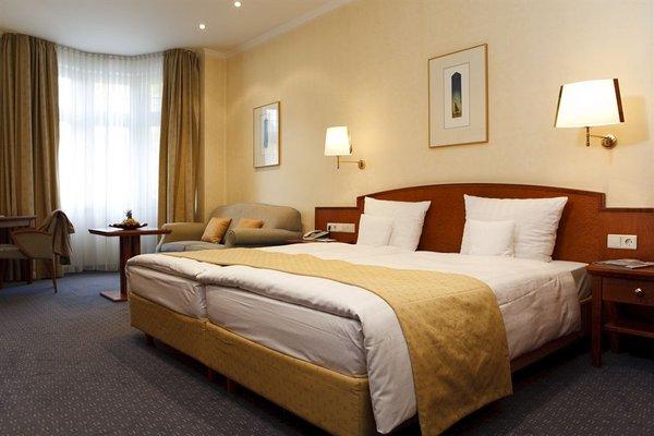 Hotel Oranien Wiesbaden - фото 4