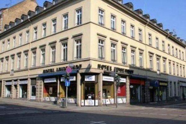 Hotel Luisenhof - фото 23