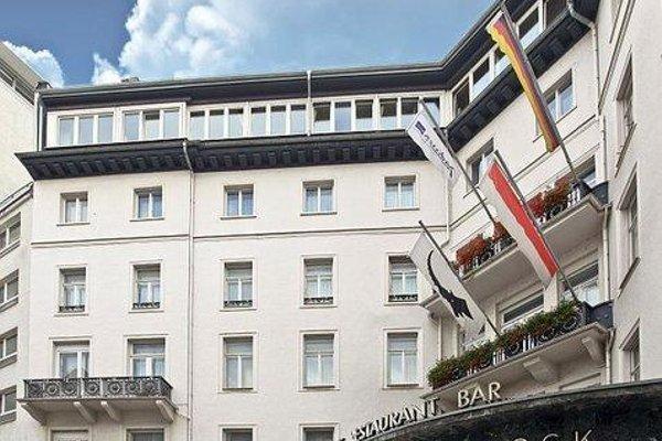 Radisson Blu Hotel Schwarzer Bock Wiesbaden - фото 21