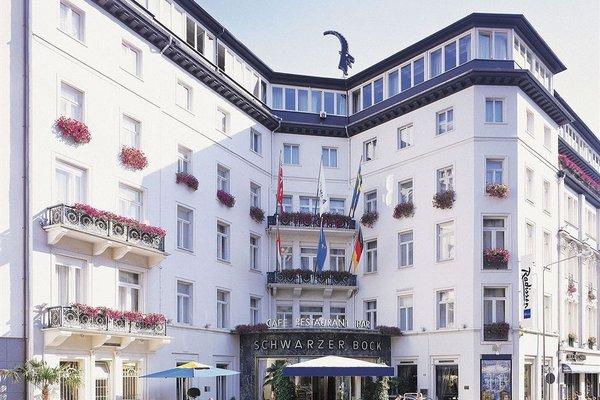 Radisson Blu Hotel Schwarzer Bock Wiesbaden - фото 22