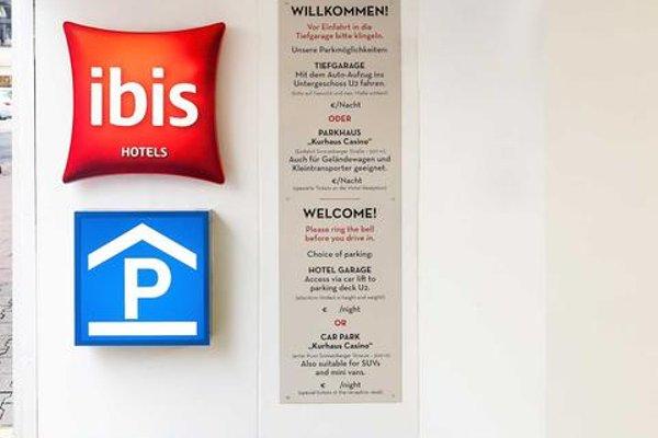 Novum Hotel Wiesbaden City - фото 20