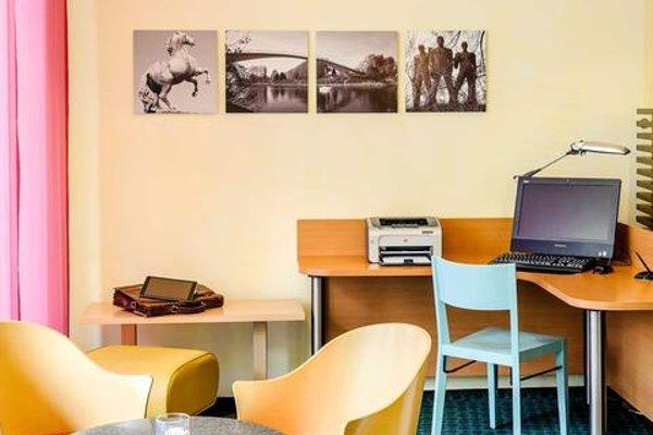 Novum Hotel Wiesbaden City - фото 5