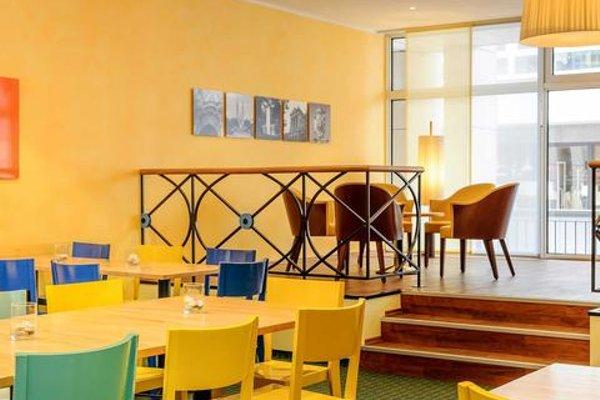 Novum Hotel Wiesbaden City - фото 8