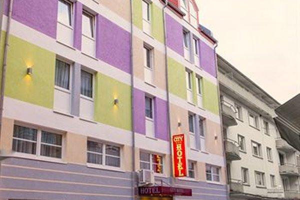 City Hotel Wiesbaden - фото 22
