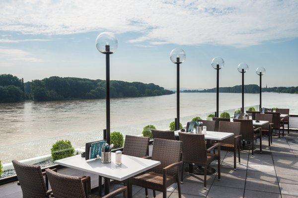 Rheinterrassen Hotel Cafe Restaurant - фото 16