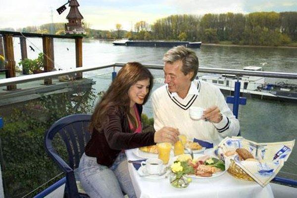 Rheinterrassen Hotel Cafe Restaurant - фото 17