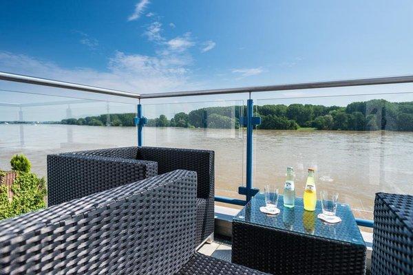Rheinterrassen Hotel Cafe Restaurant - фото 21