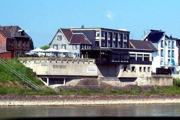 Rheinterrassen Hotel Cafe Restaurant - фото 23