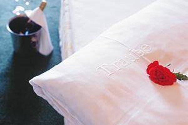Hotel Restaurant Traube - фото 11