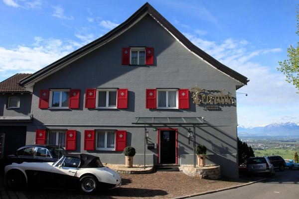 Hotel Restaurant Traube - фото 17