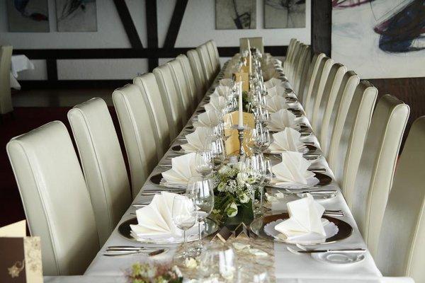 Hotel Restaurant Traube - фото 8