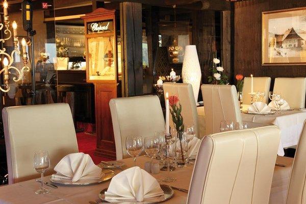 Hotel Restaurant Traube - фото 9