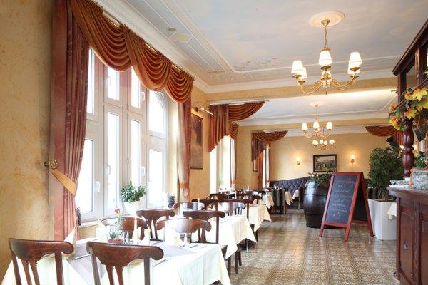 Alte Landratsvilla Hotel Bender - фото 11