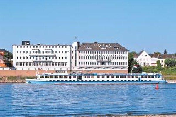 Hotel am Rhein - 23