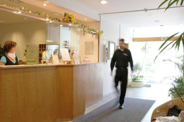 Altwernigeroder Apparthotel - фото 15