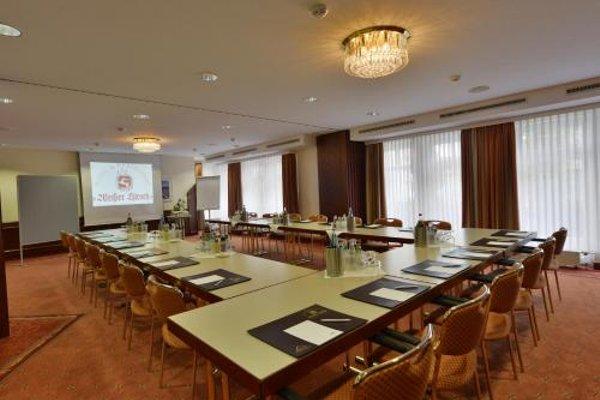 Ringhotel Weisser Hirsch - фото 19