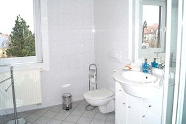 REGIOHOTEL Villa-Ratskopf Wernigerode - фото 10