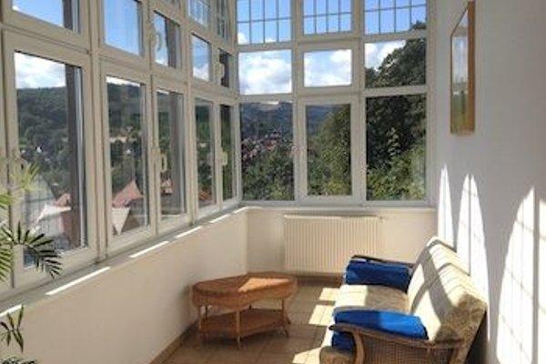 REGIOHOTEL Villa-Ratskopf Wernigerode - фото 15