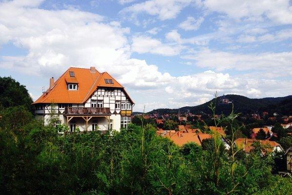 REGIOHOTEL Villa-Ratskopf Wernigerode - фото 20
