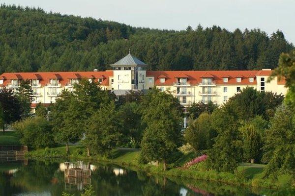 Parkhotel Weiskirchen - фото 23