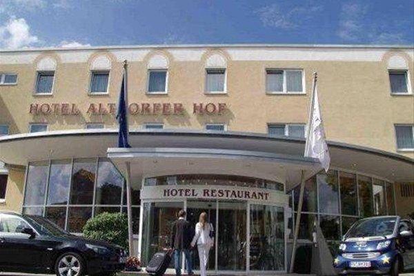Akzent Hotel Altdorfer Hof - фото 20