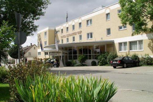 Akzent Hotel Altdorfer Hof - фото 22