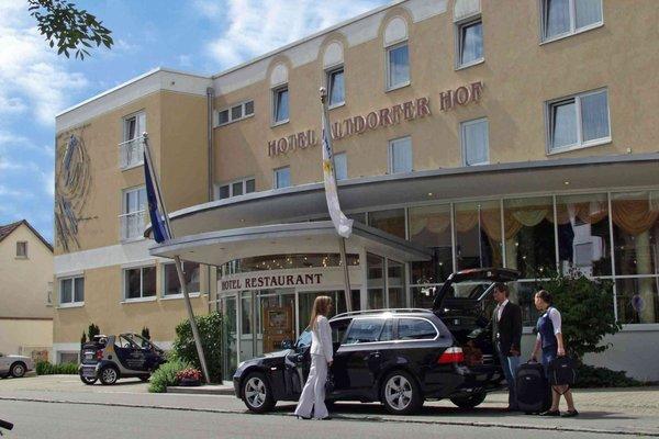 Akzent Hotel Altdorfer Hof - фото 23