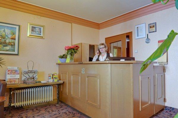 Hotel Restaurant Sonne - фото 18