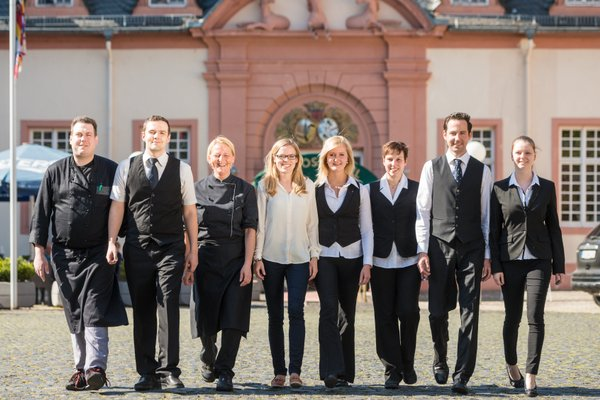 Schlosshotel Weilburg - фото 21