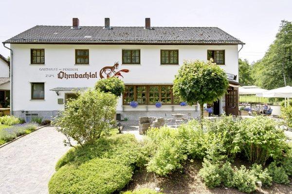 Gasthof & Landhotel Ohrnbachtal - фото 20