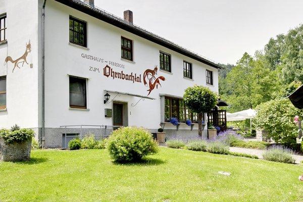 Gasthof & Landhotel Ohrnbachtal - фото 22