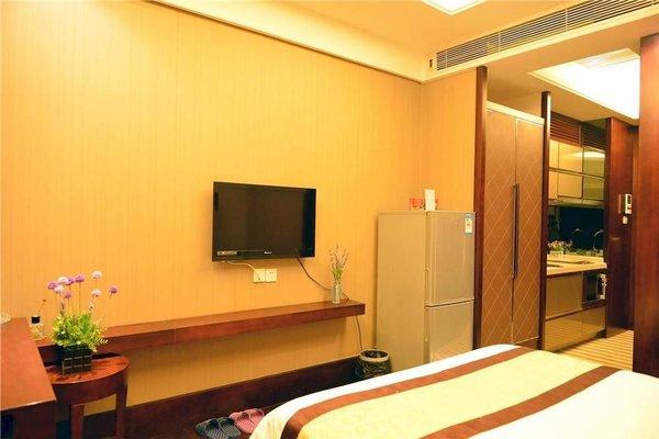 Guangzhou Zhaopai International Apartment Hotel - 50