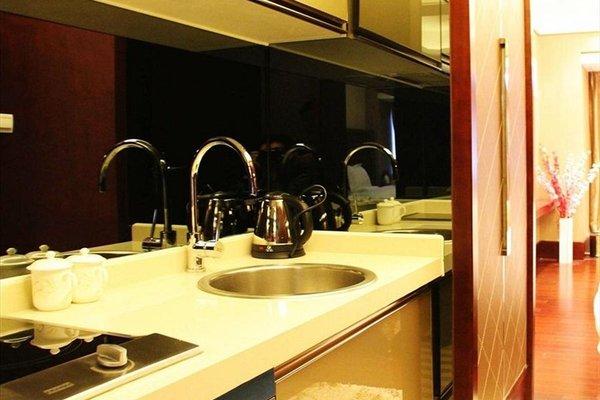 Guangzhou Zhaopai International Apartment Hotel - 10