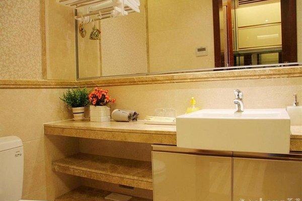 Guangzhou Zhaopai International Apartment Hotel - 14