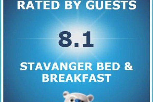 Stavanger Bed & Breakfast - фото 18