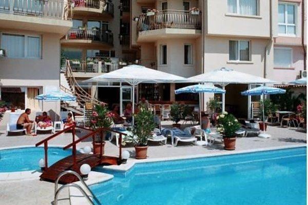 Nassi Hotel - фото 12