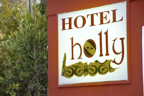 Hotel Holly - фото 14