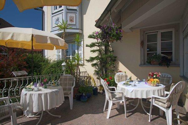 Hotel Garni am Lindenplatz - фото 11