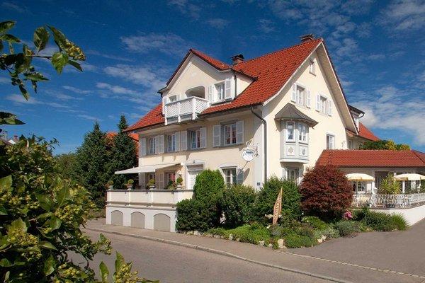 Hotel Garni am Lindenplatz - фото 15