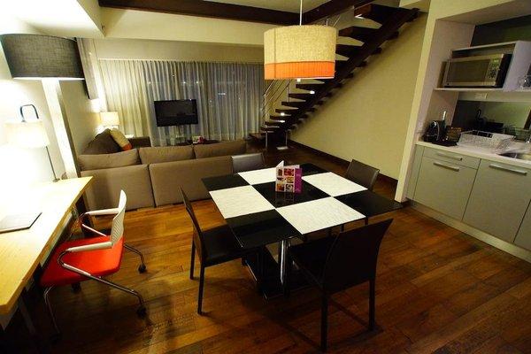 Las Suites Campos Eliseos - фото 10