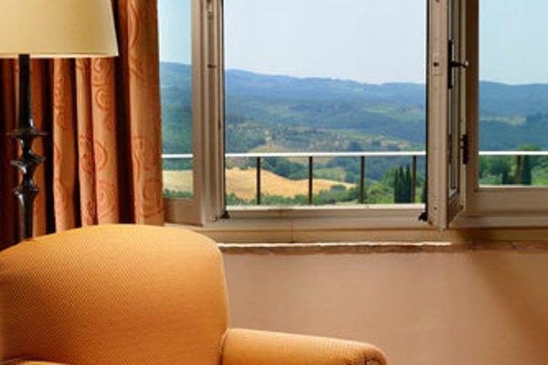 Castello Del Nero Hotel & Spa - фото 6