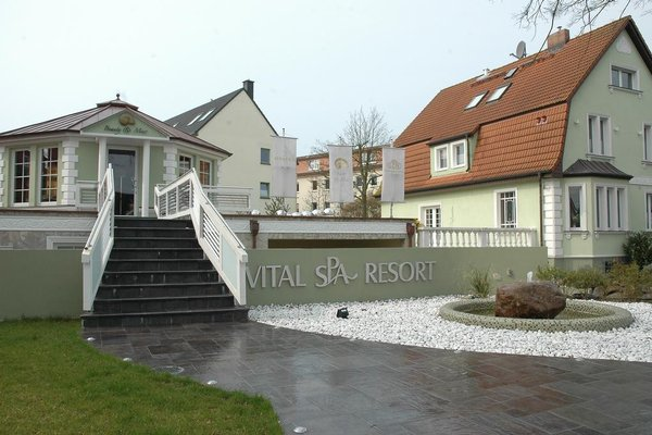 Vogel Hotel Appartement & Spa - фото 22